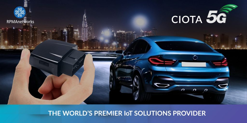 RPMAnetworks launches CIOTATM 5G Connected Car
