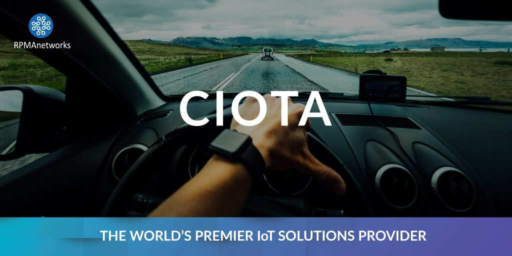 How CIOTA is revolutionizing the driving ecosystem